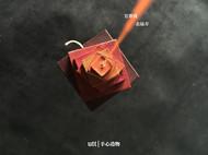 捕梦网|黑色彩色皮革装饰挂件/玩物/