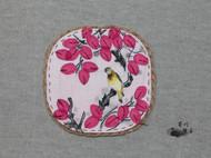 手工杯垫【羊奶子】,尝尝果,喝喝茶吧~