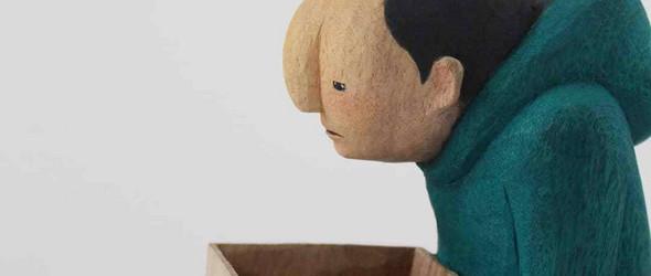 日本雕刻家美藤圭(Kei Bito)的木雕世界