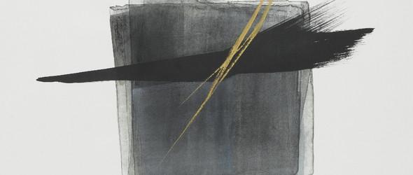 当西方抽象遇上东方意象   日本抽象派画家篠田桃紅