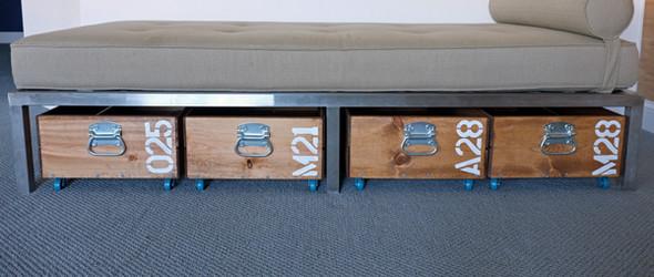 简单木工教程:自己在家DIY木材滑轮存储箱(滑轮箱)制作教程