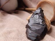 【逆鱗】candw原創純手工 黑檀吊坠 木雕挂坠 烏木 不規則切面
