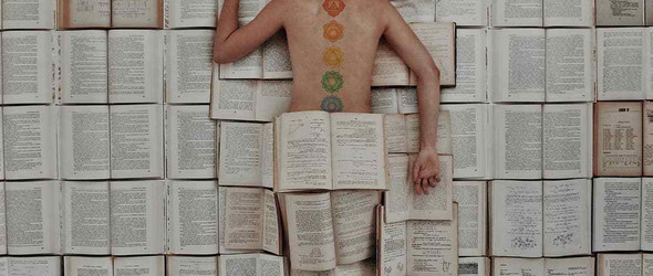 我与书籍有个约会,一组人与书籍的创意摄影