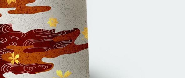 Ginza Artworks:彩绘陶瓷
