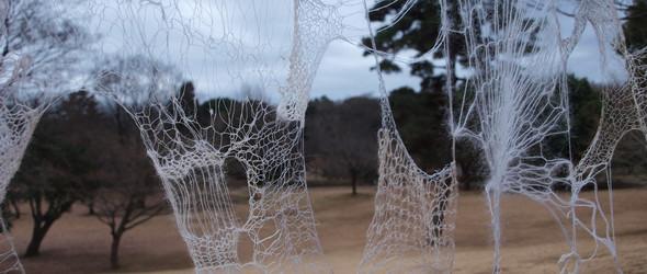 既可以很艺术,也可以很实用 | 日本纺织艺术家谷口聰子的编织作品
