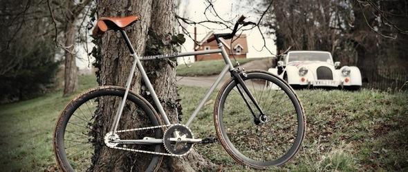 陆地上的飞行——复古自行车
