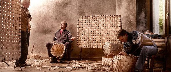 Zumitz Collection 手工编织的栗木家具:现代设计与传统工艺的完美组合