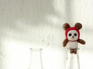 【羊毛毡】熊猫