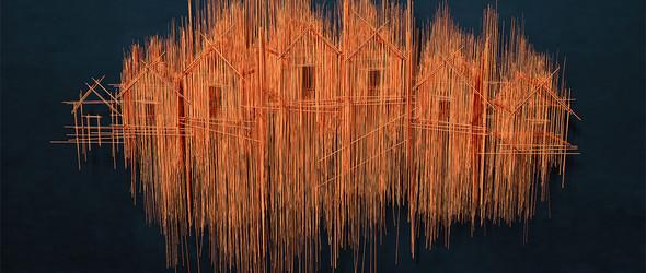 巴塞罗那艺术家 — David Moreno 雕塑作品