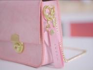 物致ins钥匙扣挂件diy手工创意礼物定制情侣钥匙扣女韩国材料包