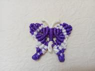 空心绳编织蝴蝶