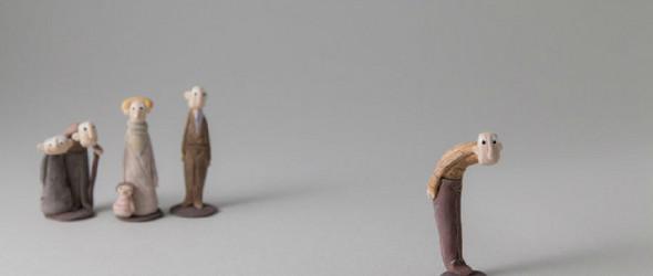 风格就是人本身:艺术家Ana Bossa可爱的陶瓷作品