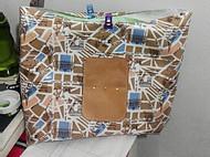 防水布&植鞣皮托特包