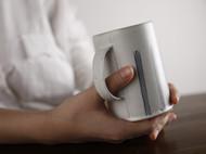 景德镇纯手工原创设计欧式咖啡杯子个性马克杯创意水杯