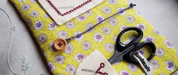 手工刺绣爱好者都应该有的工具包