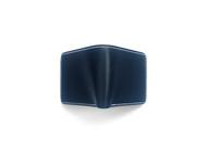 【杉本造作】海军蓝枥木 设计款短夹