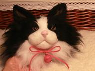 猫咪羊毛毡宠物定制