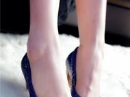 纯手工编织皮鞋高跟鞋--Wanmo萬陌