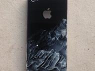 手机后屏烂了