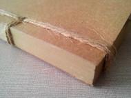 芒种先生手工全空白插画本,笔记本,牛皮纸,15cmx21cm大小!