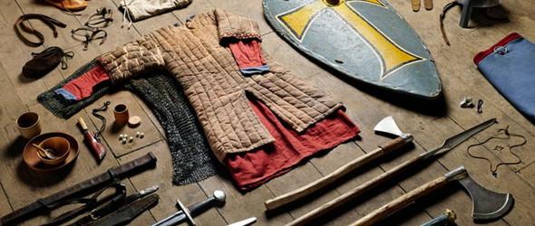 德味!摄影师Thom Atkinson镜头下1000年英军单军装备的演变
