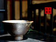 传统龙窑柴烧全手工粗陶碗
