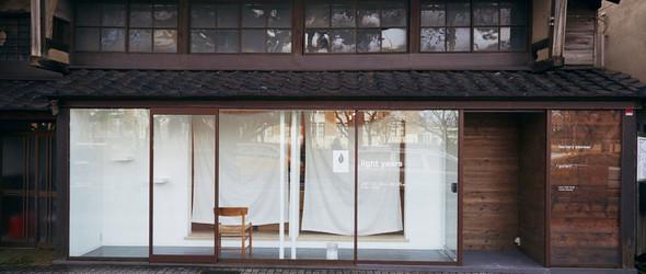Factory Zoomer / Shop・日本著名手工艺人辻和美创建的玻璃和咖啡体验店