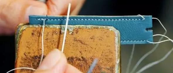 一根表带的诞生——揭秘爱马仕皮革表带的制作过程