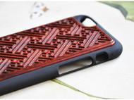 原创红木手机壳iphone6/6s/plus个性创意大工小匠原创设计万事如意