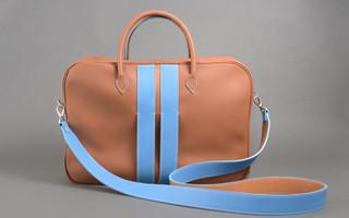 单肩公文包(HR briefcase)制作过程
