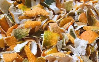 吃橘子染橘子皮——用橘子皮染一套实用抱枕吧~