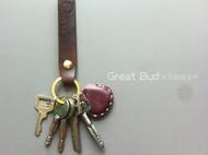 一款简洁钥匙扣