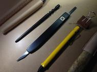 原创木作布兰查德同款裁皮刀笔刀