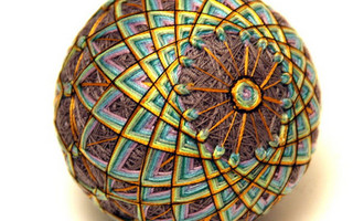 DIY小螺纹球