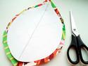 DIY布艺教程:手工制作叶子形状的绗缝隔热垫