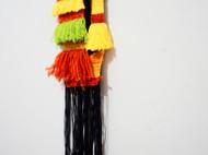 手工编织装饰挂毯