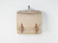 LINE ARTISANAL原创植鞣皮牛津包 斜跨后背手提三用包