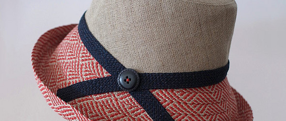 日本帽子制作的传奇 - 平田暁夫(Akio Hirata)先生の帽子教室