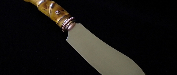 Tai Goo Knives:回收材料打造的手工刀具