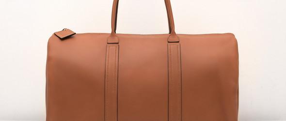手工制作皮革旅行包(Weekender bag)全过程(40张大图,手机流量党慎入)