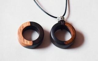 一枚木戒指的诞生记