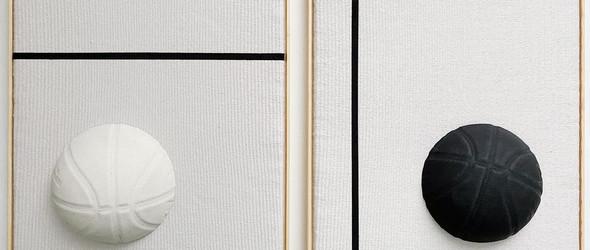材料之间的碰撞与对话:艺术家Shelly Sazdanoff 的纤维艺术作品