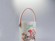 MIFENDI米芬蒂手绘中国风水桶包,只有一个,怎么能让我不爱呢?