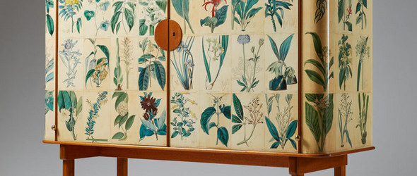 清新自然的北欧风:设计大师Josef Frank(约瑟夫·弗兰克)的家具