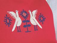 【青手制】 原创 手工 刺绣 口金 手包/背包 比翼
