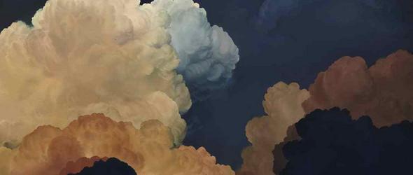 浓艳厚重的云彩   Lan Fisher