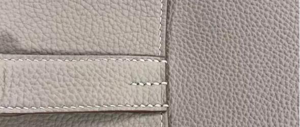手工皮具双波浪缝线技法视频详解