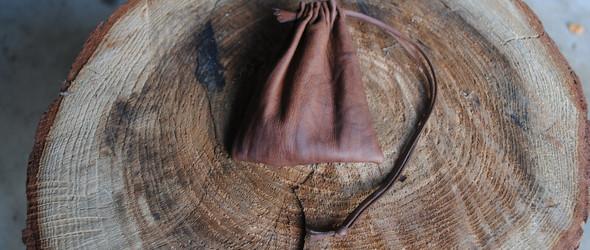 #皮革染色# 核桃染色(walnut dye)皮革试验