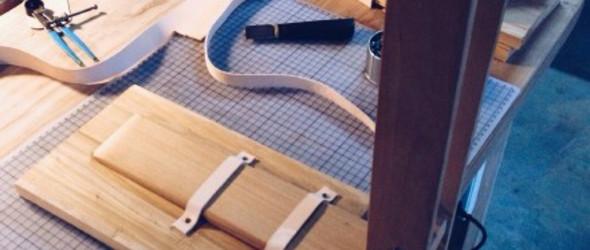 一个很棒的皮革缝纫椅子