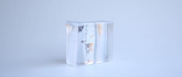 玻璃里的光合雨(光と雨) | 加藤尚子(Naoko Kato)